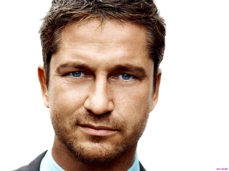 : Faces Men, White Backgrounds, Backgrounds Wallpapers, Butler Actor, Men Style, Gerard Butler, Actor Faces, Beautiful Style, Men White