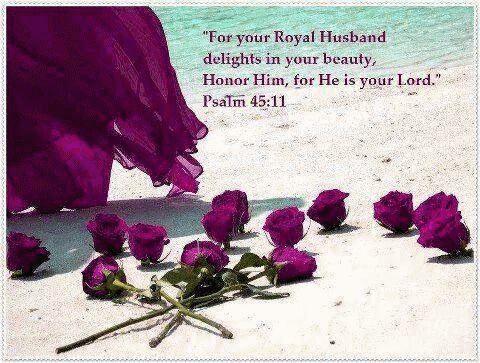 Psalm 45:11
