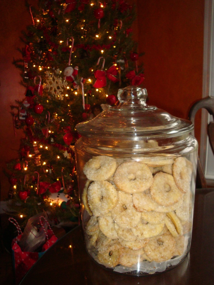 Ukrainian Cream Cheese Cookies - 1 8oz cream cheese 2 8oz softened butter 3 egg yolks 1 oetker vanilla sugar packet 3 cups flour roll out dough cookie cut shapes sugar for sprinkling