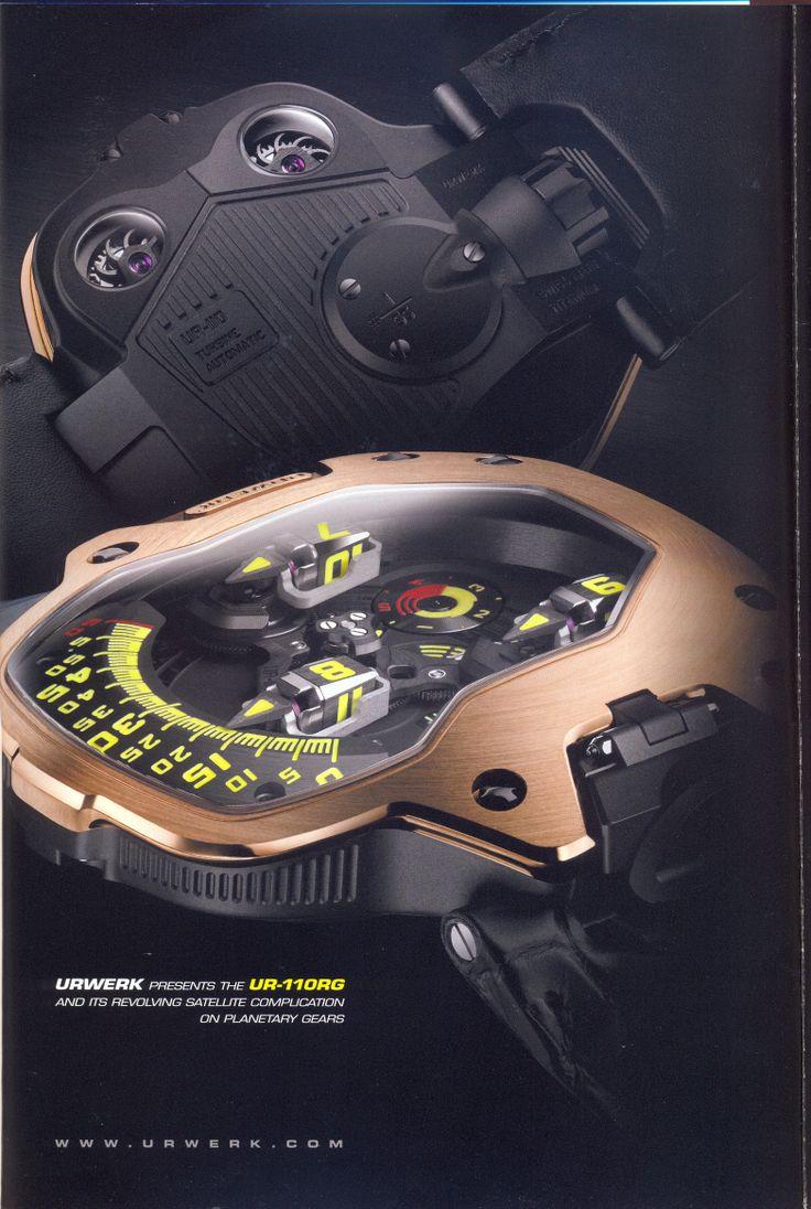 The UR-110 - GMT N°27 Printemps 2011