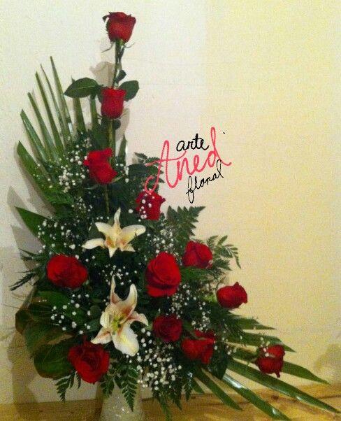 Best Church Flower Arrangements: 2521 Best Church Floral Arrangements Images On Pinterest
