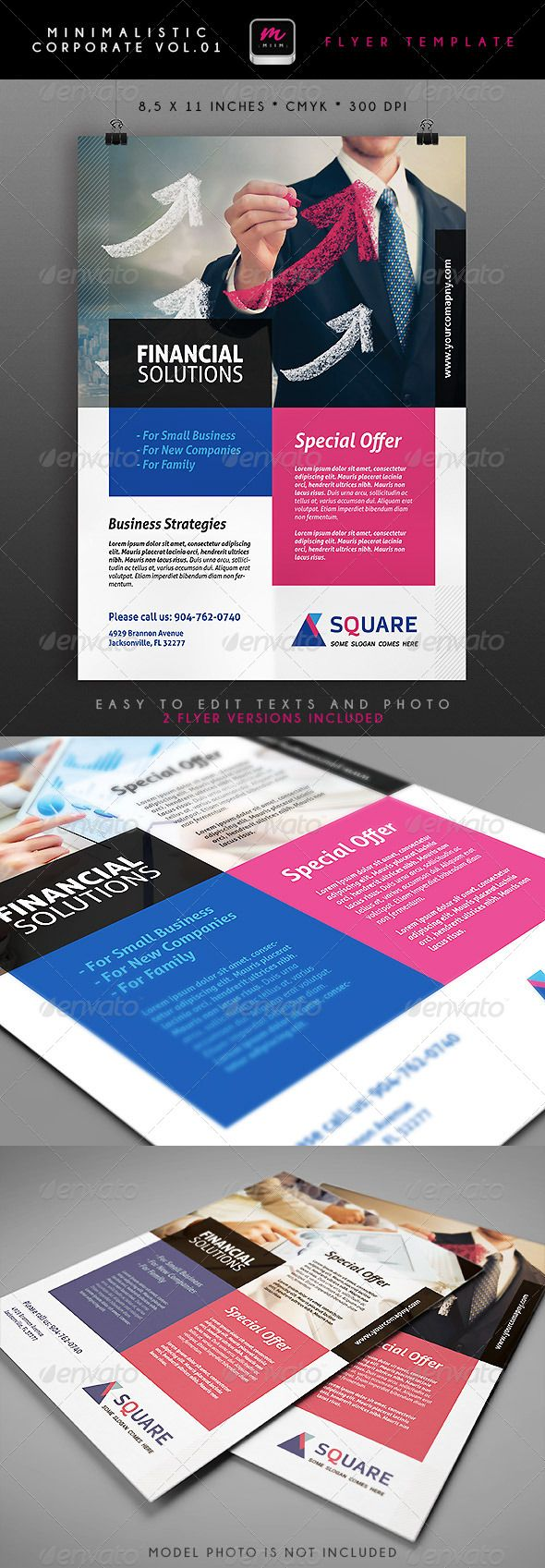 Minimalistic Corporate Flyer 1 - http://graphicriver.net/item/minimalistic-corporate-flyer-1/4949173?ref=cruzine