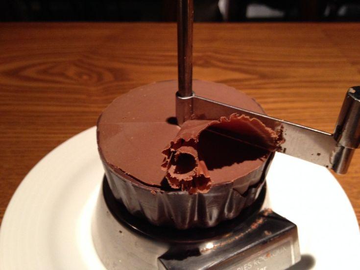 ★薄い薄いチョコレート!ジャン=シャルル・ロシュ― / カルーセル