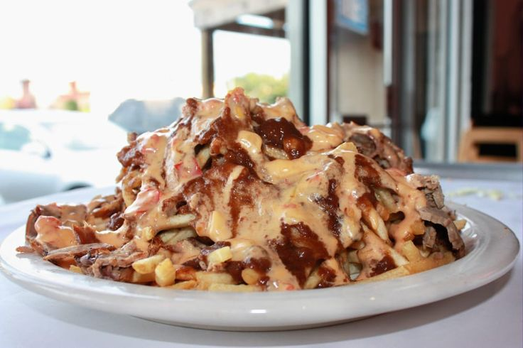 When it comes to cheese fries, these Tex-Cajun Fries are in a league of their own. The crispy fries smothered in flavorful queso, tender roast beef and thick, brown gravy are PHENOMENAL. The famous appetizer was created by BB's Cafe in Houston, Texas — but now you can make them right at home! Fries with …