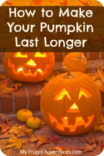 I know some of you might be carving pumpkins this weekend- we just did this today with our Girl Scout troop. I thought I would put together a little list of tips you might try to help preserve your...