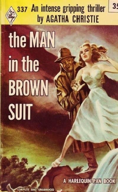 Agatha christie l'uomo dall'abito marrone film