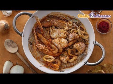 Brodetto fanese – Zuppa di pesce