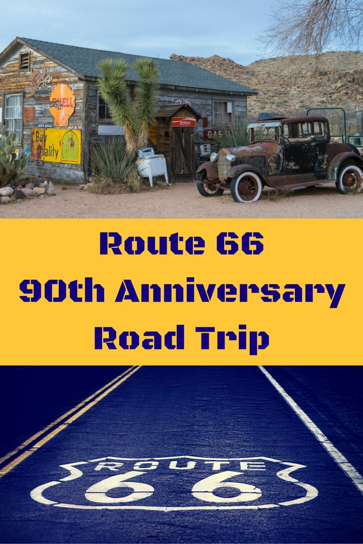 Happy 90th Anniversary to Route 66 369