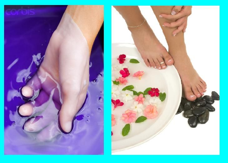 Paraffin Wax Treatment for Hands and Feet