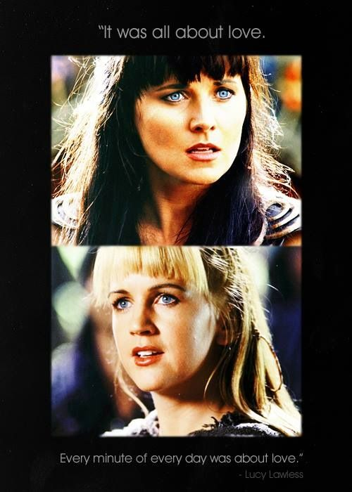 Mehndi Xena : Best images about xena and gabrielle on pinterest