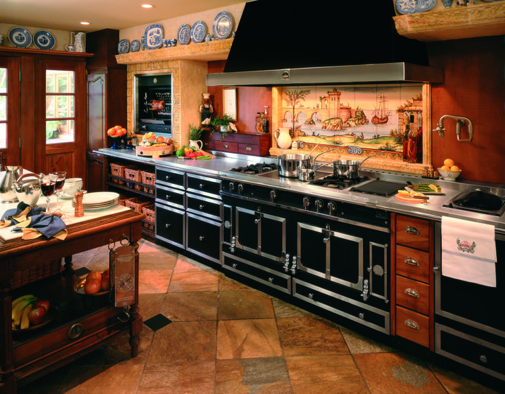 La Cornue BEST KITCHEN APPLIANCES For Three Generations, La Cornue Has  Loved And Served Cuisine In The Same Way As A Stringed Instrument Craftsman  Loves And ...