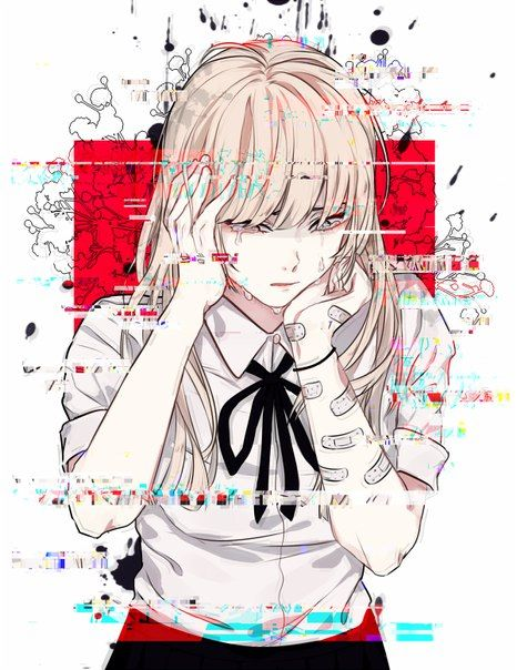 Pin De Azusa Fuji En Art Devushki Arte De Anime