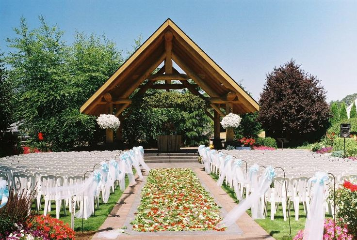 Best 25 outdoor wedding locations ideas on pinterest for Outdoor wedding venues portland oregon