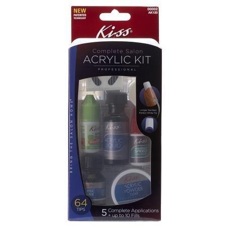 1000 ideas about acrylic nail kits on pinterest nail for Acrylic nails walmart salon