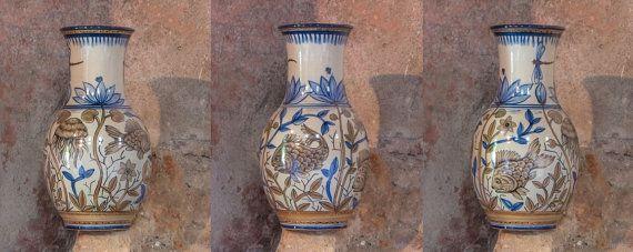 Underworld vase by podbrdskakeramika on Etsy, €160.00