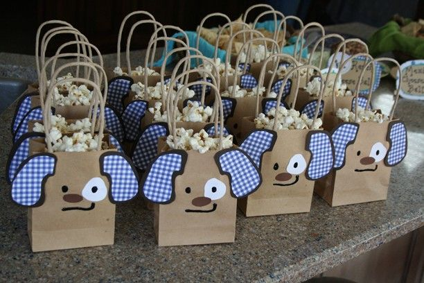 Cute for dog/puppy themed party