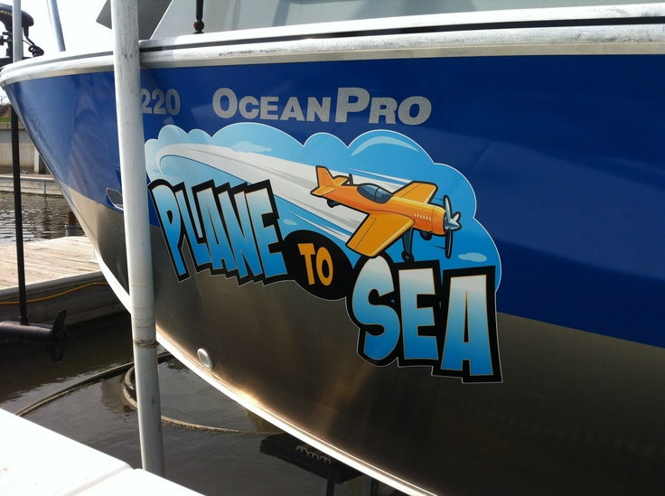 Best Boat Names And Decals Images On Pinterest - Boat graphic design decals