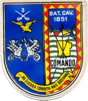 Batalhão de Cavalaria 1851 Angola 1965/1967