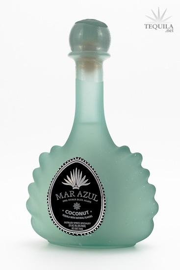 Mar Azul Coconut Tequila #tequila