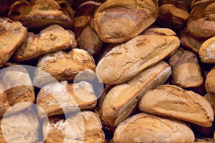 Traditional bread. its production contributes to maintain tradition, healthy food, employment and agrobiodiversity.