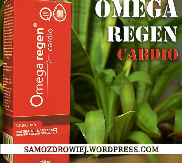OmegaRegen Cardio - regeneracja po zawale #regeneracja #zdrowie #medycyna #zawał #omega3