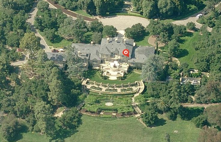 Oprah Winfrey S 42 Acre Estate In Santa Barbara California
