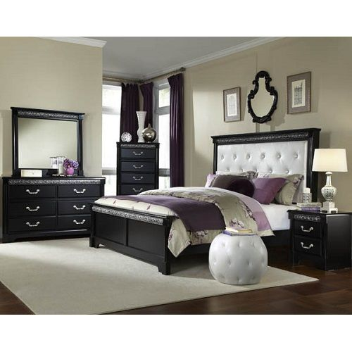 venetian 4 pc bedroom set is perfect if you desire a look inspired by the romantic