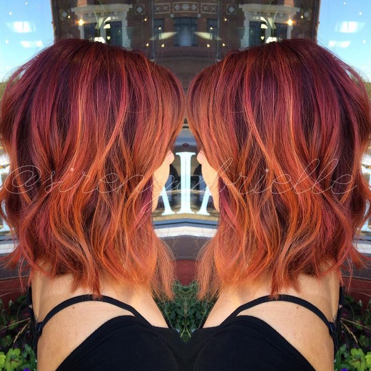 The Gentle Journey To A Red LOB | Modern Salon