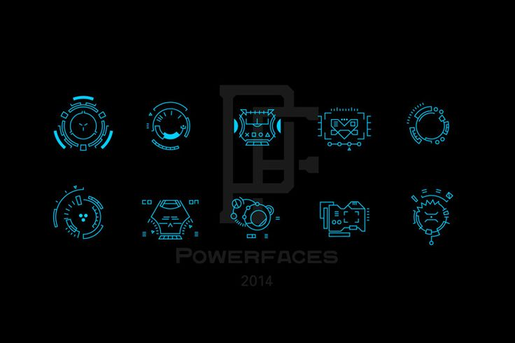Powerfaces - Laser alchemy