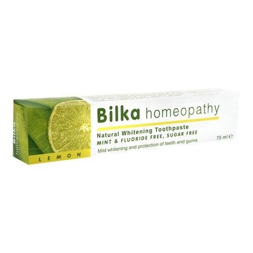Bilkadent Homeopátiás Fogfehérítő fogkrém citrom