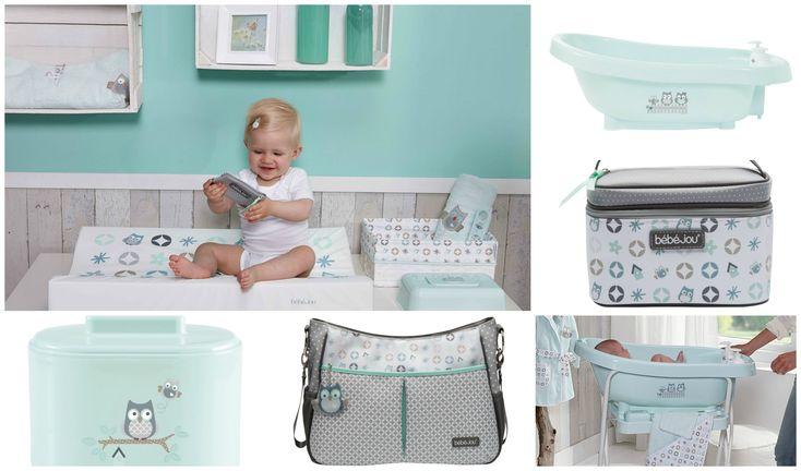 mintgroene babykamer - Google zoeken