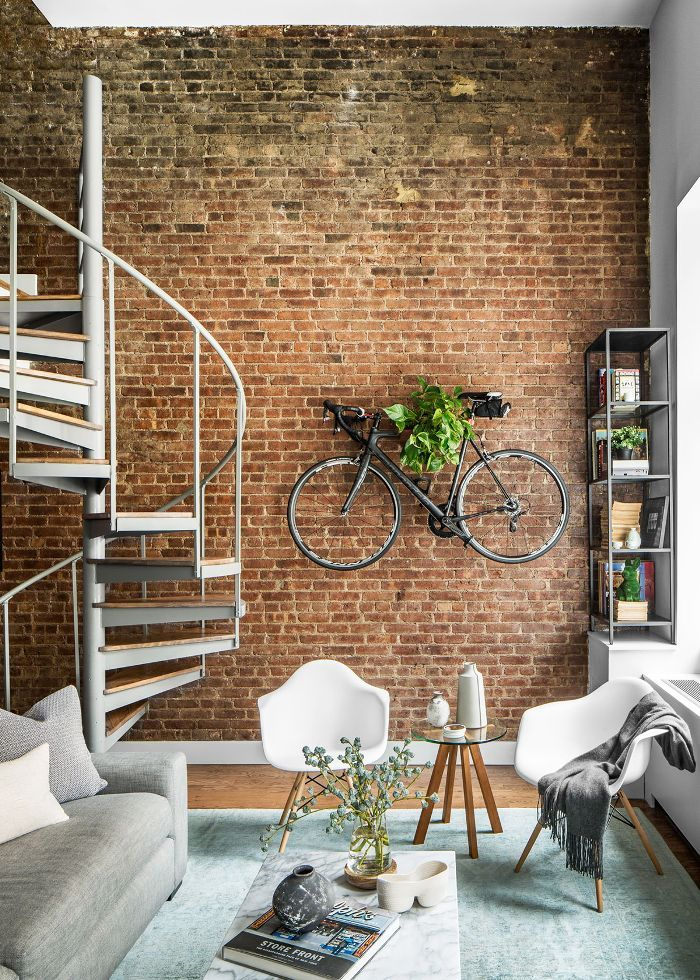 This Industrial Loft Is Crazy Popular On Pinterestshop The