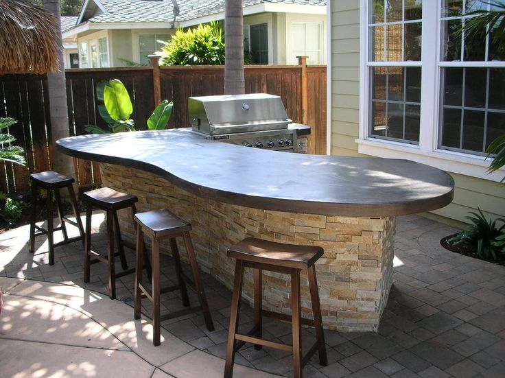 Best 25+ Stone bbq ideas on Pinterest | Barbecue area, Outdoor ...