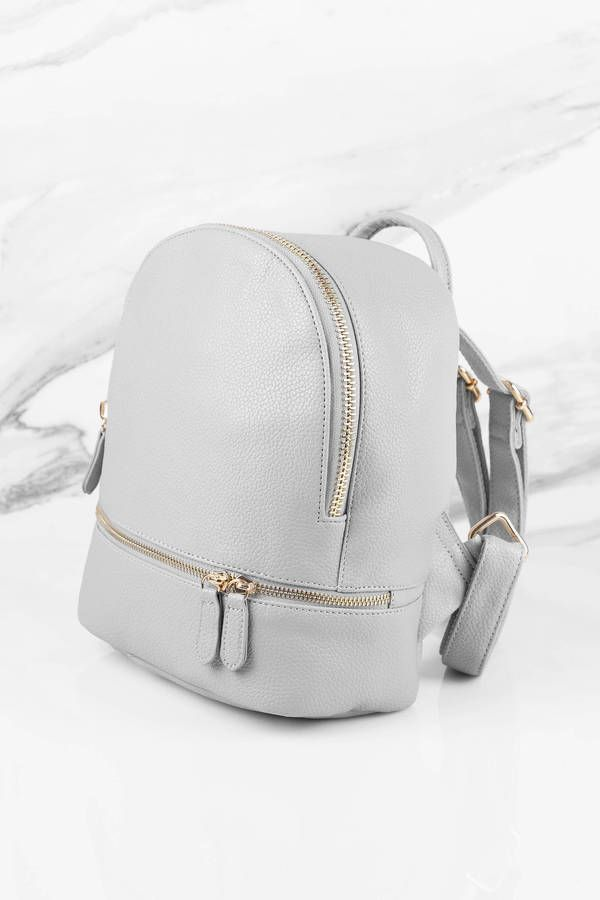 """Search """"Suzie Grey Faux Leather Backpack"""" on Tobi.com! zipper detail small medium sized backpack for travel for music festivals for amusement parks disneyland #ShopTobi #fashion shop buy cheap inexpensive ideas chic fashion style fashionable stylish comfy simple chic essential capsule Basic outfit simple easy trendy ideas for women teens cute college fall winter summer spring outfit outfits travel packing essentials mexico tropical beach preppy disney florida island for teens women casual…"""