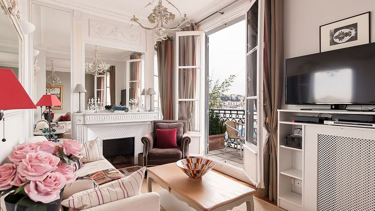 243 Best Images About Parisian Chic Apartment Interiors On