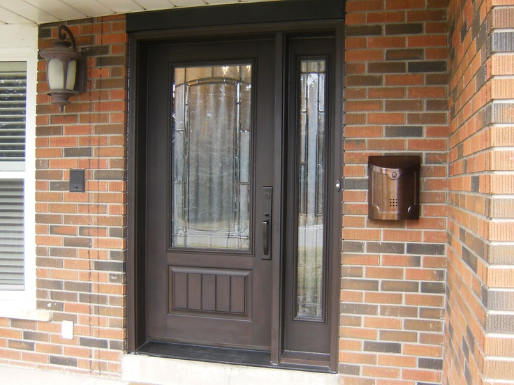 17 best images about recent projects on pinterest arches for Custom made exterior steel doors