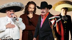 Joan Sebastian, Juan Gabriel, Vicente Fernández, Marco Antonio Solís EXI...