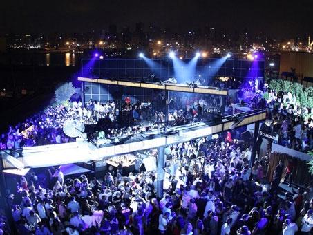 Beirut Nightlife - Skybar