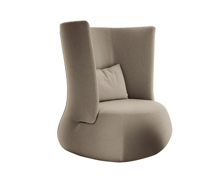 contemporary fireside chair FAT by Patricia Urquiola B Italia