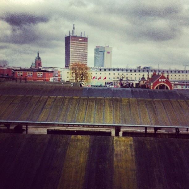 Igers Gdansk • Panorama part 2 #Gdansk #igersgdansk (w: Dworzec...