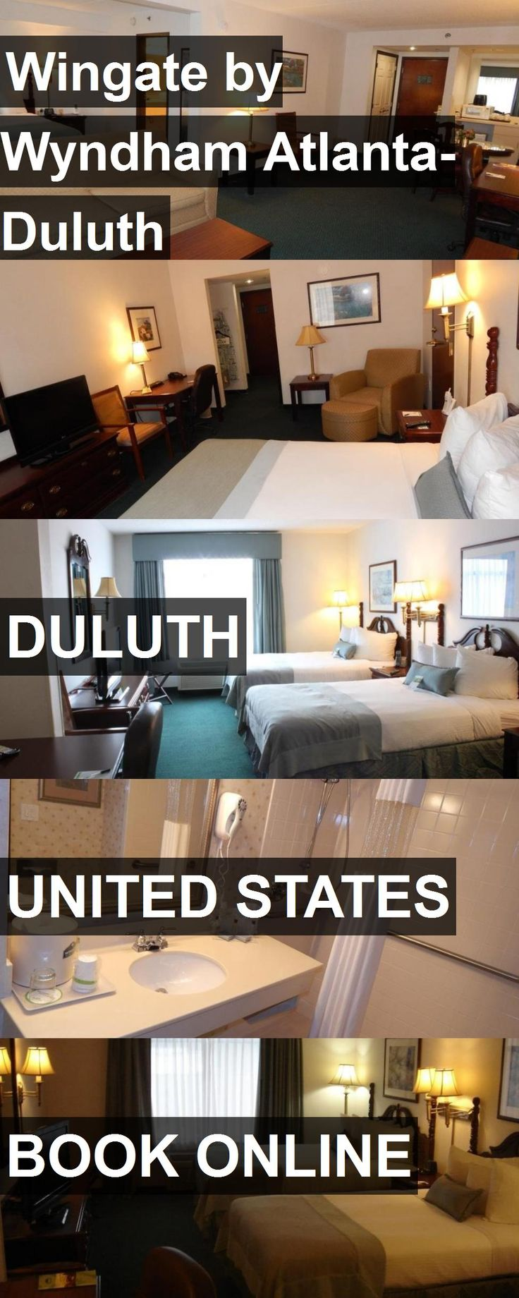 Hotel Wingate by Wyndham Atlanta-Duluth in Duluth, United States. For more information, photos, reviews and best prices please follow the link. #UnitedStates #Duluth #travel #vacation #hotel