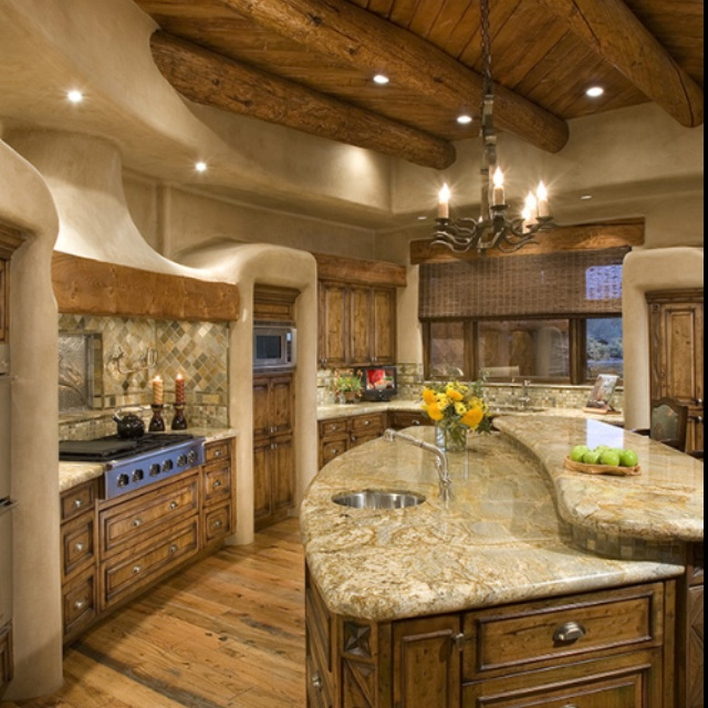 Dream Kitchens: My Dream Kitchen