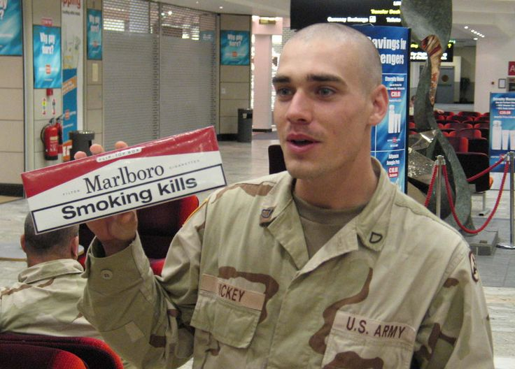 Congress and the Defense Department are considering banning the sale of tobacco products on military bases and ships in an effort to stop high smoking rates in the military. That sounds like a reasonable law that everyone can get behind, right? http://www.thenewcivilrightsmovement.com/rachelwitkin/gop_congressmen_is_to_ban_tobacco_products_from_military_stores