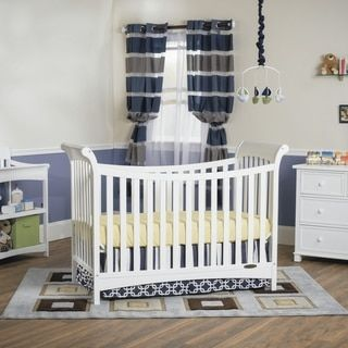 Shop for Child Craft Ashton 3-in-1 Traditional Crib - Matte White. Get free delivery at Overstock.com - Your Online Furniture Outlet Store! Get 5% in rewards with Club O! - 21500676