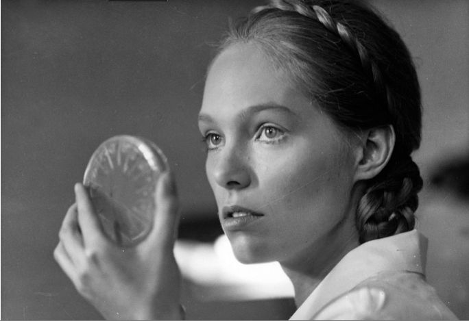 "Margaret Braunek in the film ""The Third Part of the Night"" directed by Andrzej Zulawski"