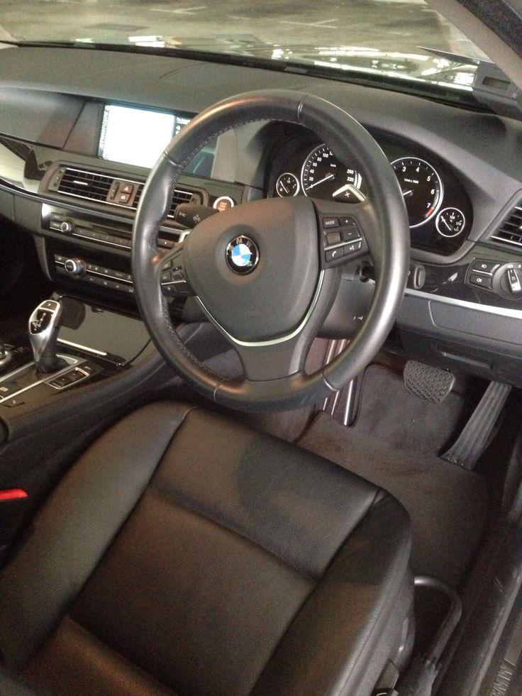2012 BMW 520i F10