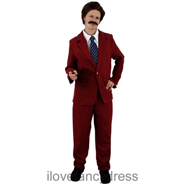 70's #newsreader #fancy dress costume news #anchor movie character suit & tie m-x,  View more on the LINK: http://www.zeppy.io/product/gb/2/291156686033/