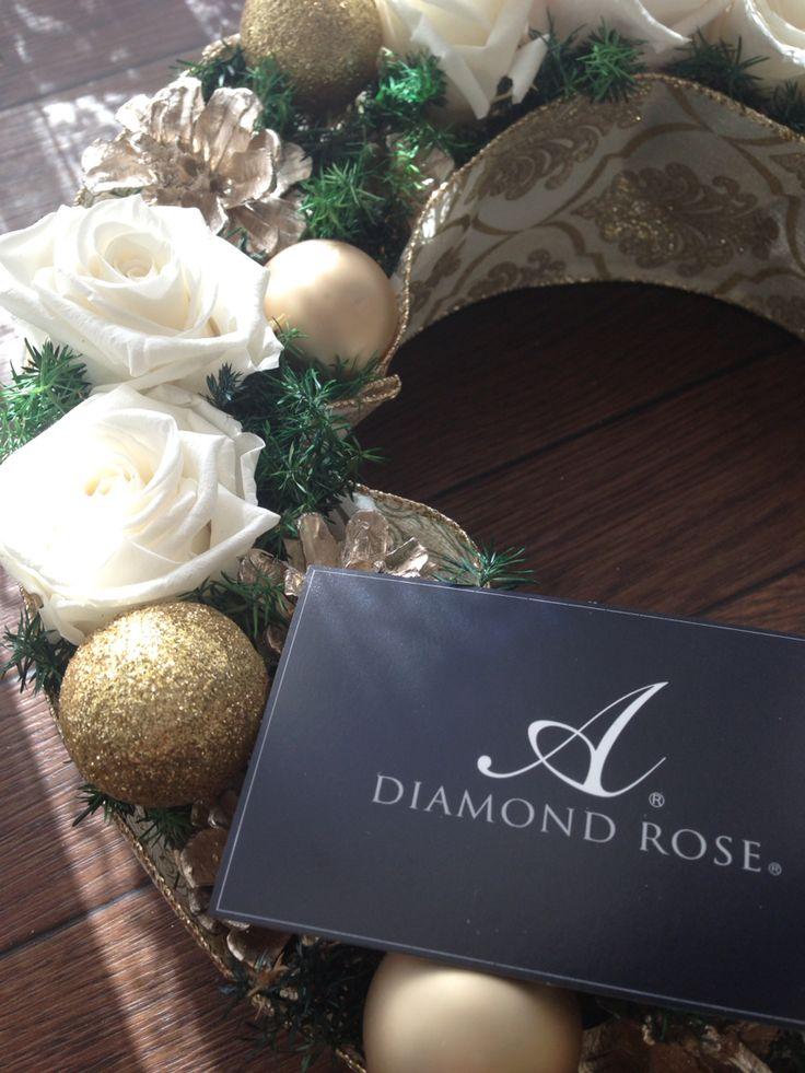 diamondrose arrangement