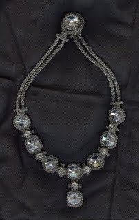 """Better picture of """"Marie Dressler"""" necklace."""
