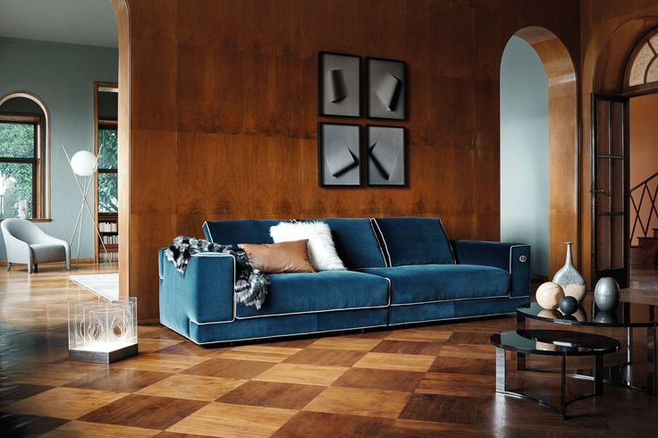 A look at the new Fendi Casa collection campaign before the upcoming Salone Del Mobile in Milan, Italy.